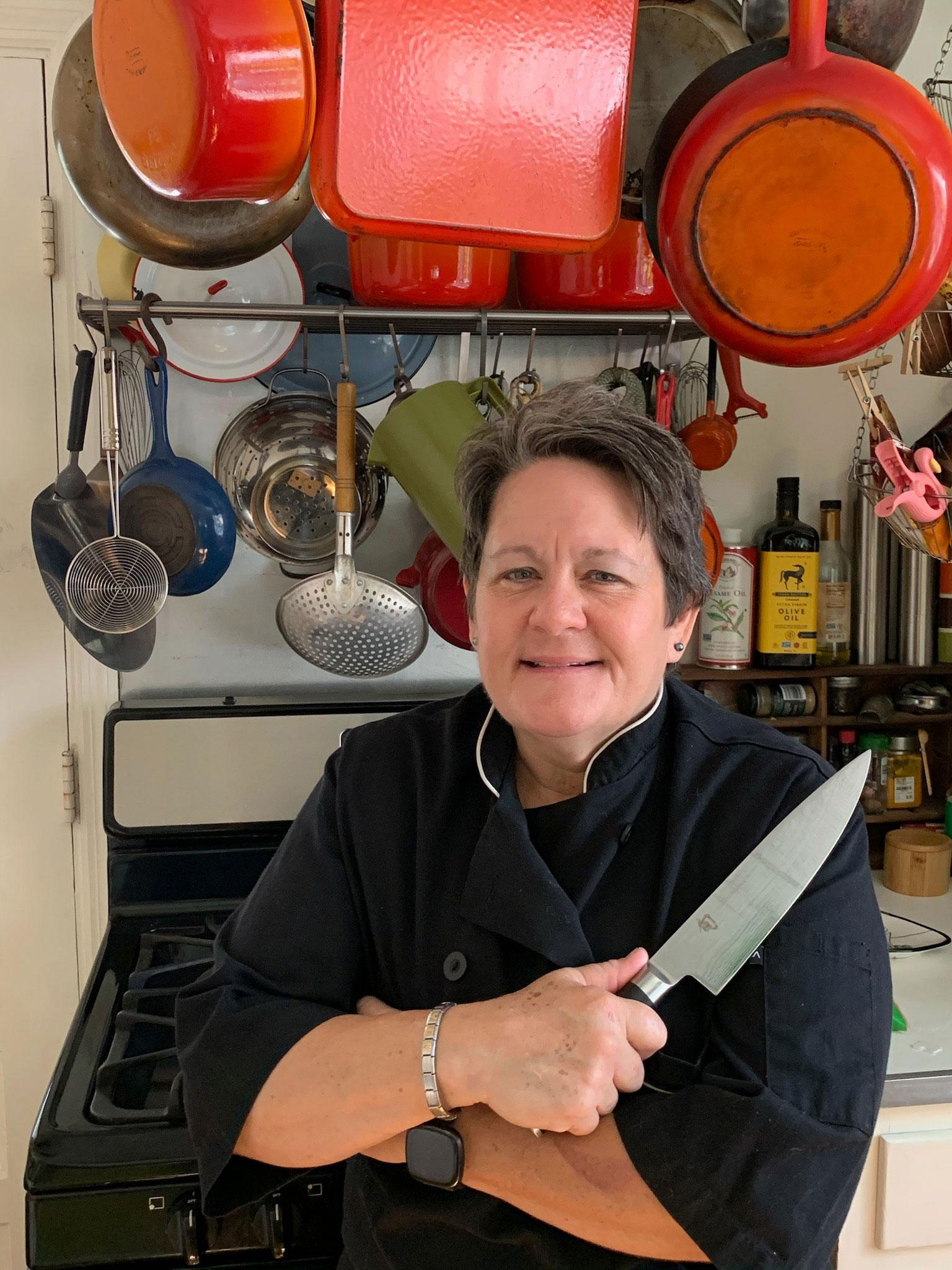 Chef Olive Davis