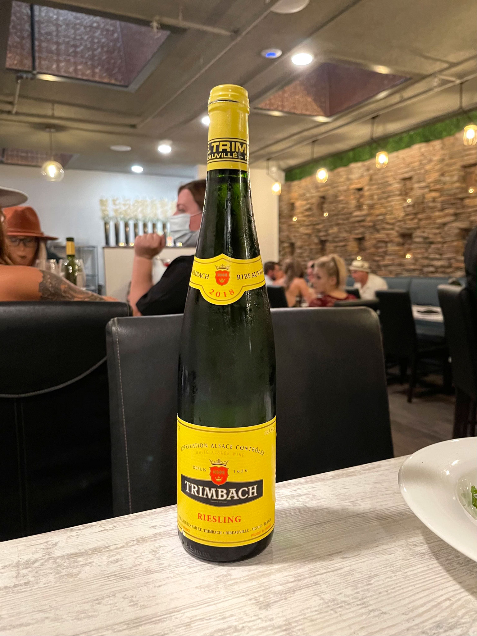 2018 Trimbach Riesling
