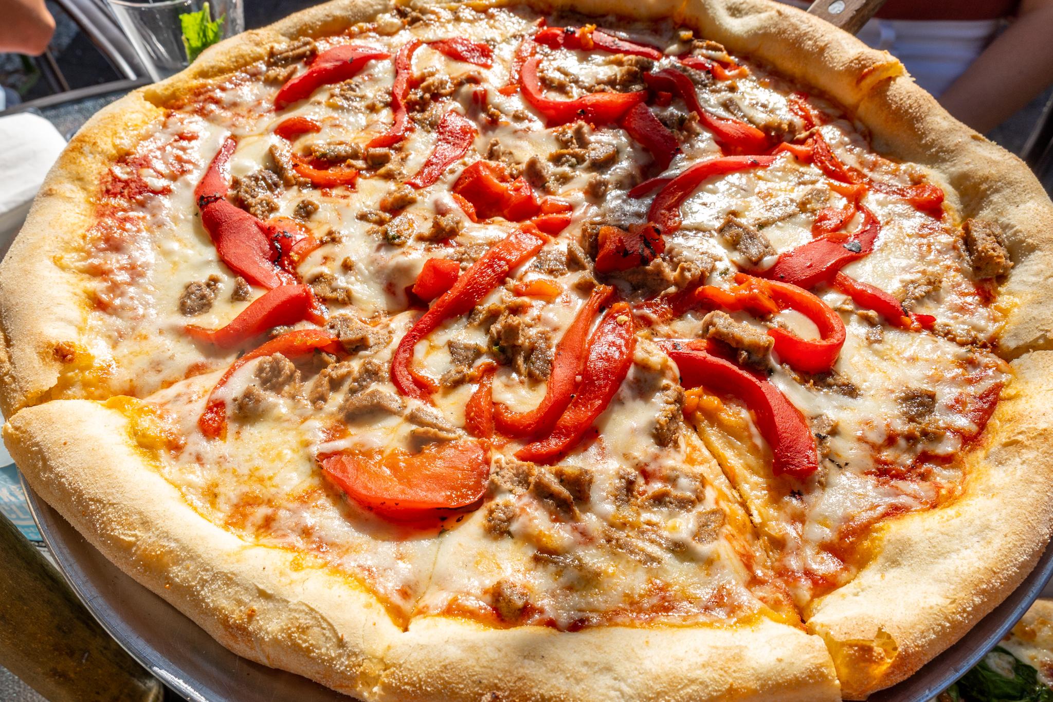 Tutto Bene Nonna's Pizza
