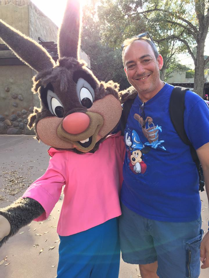 Brian at Disney