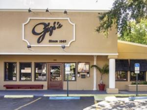 Gigis St. Pete Location