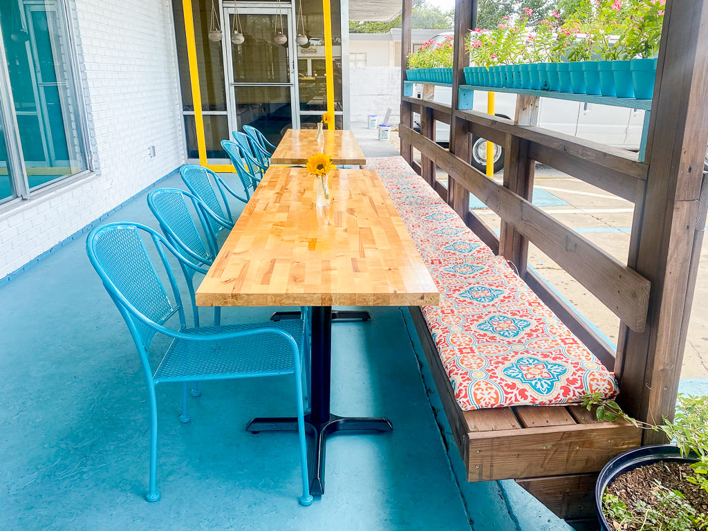 Sammy +' Paco's Outdoor Seating