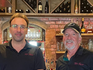 Interview with Allan Bishop & Cristian Uguzzoni from Tutto Bene – St. Petersburg Foodies Podcast Episode 150
