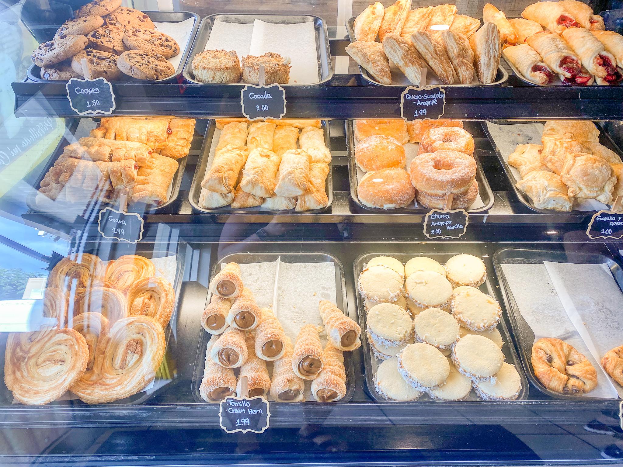 Mi Carreta Bakery Case 1