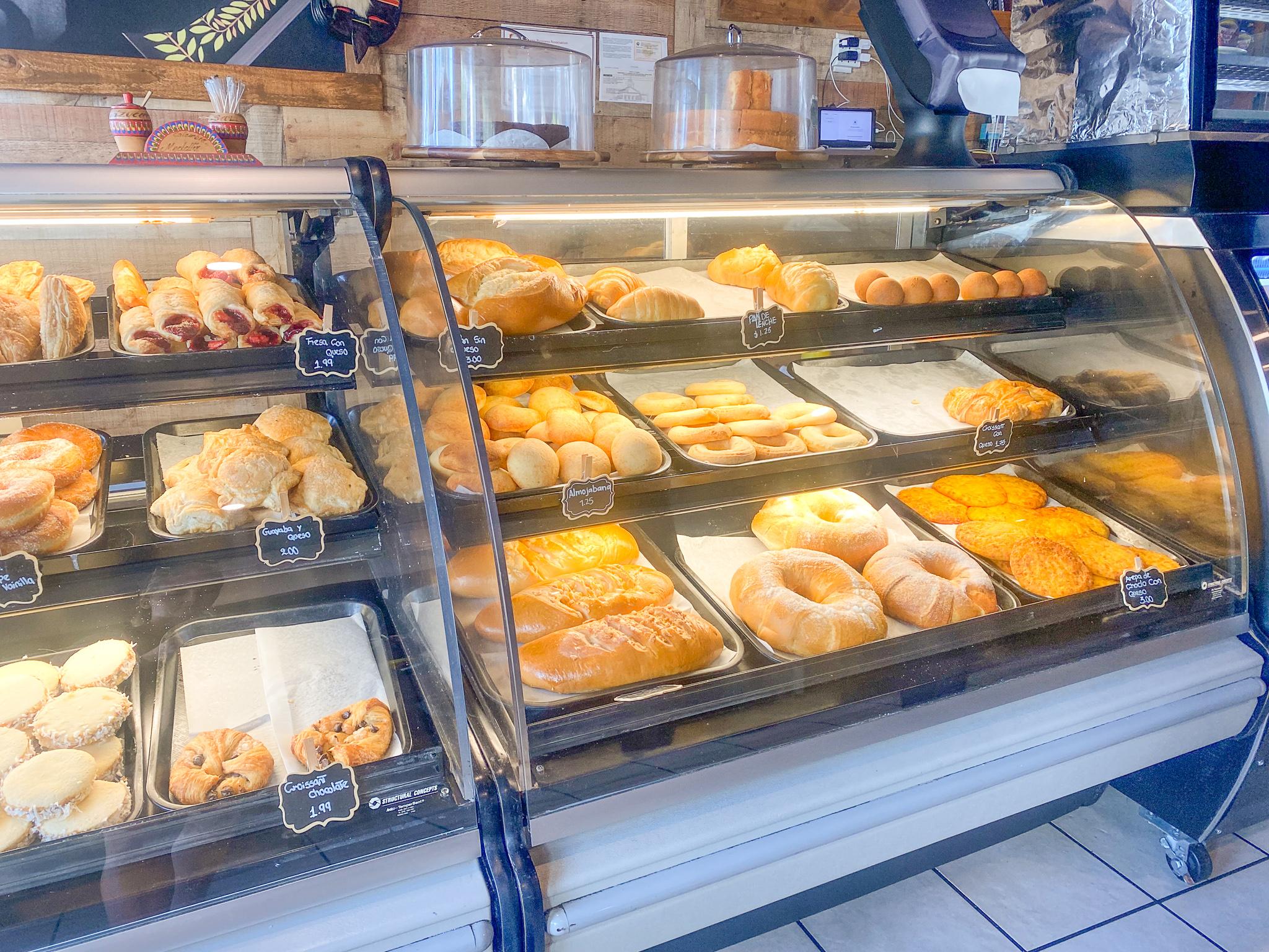 Mi Carreta Bakery Case 2