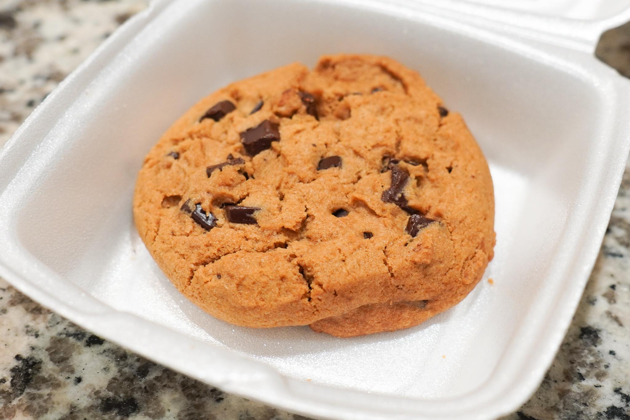 Mi Carreta chocolate chip cookie