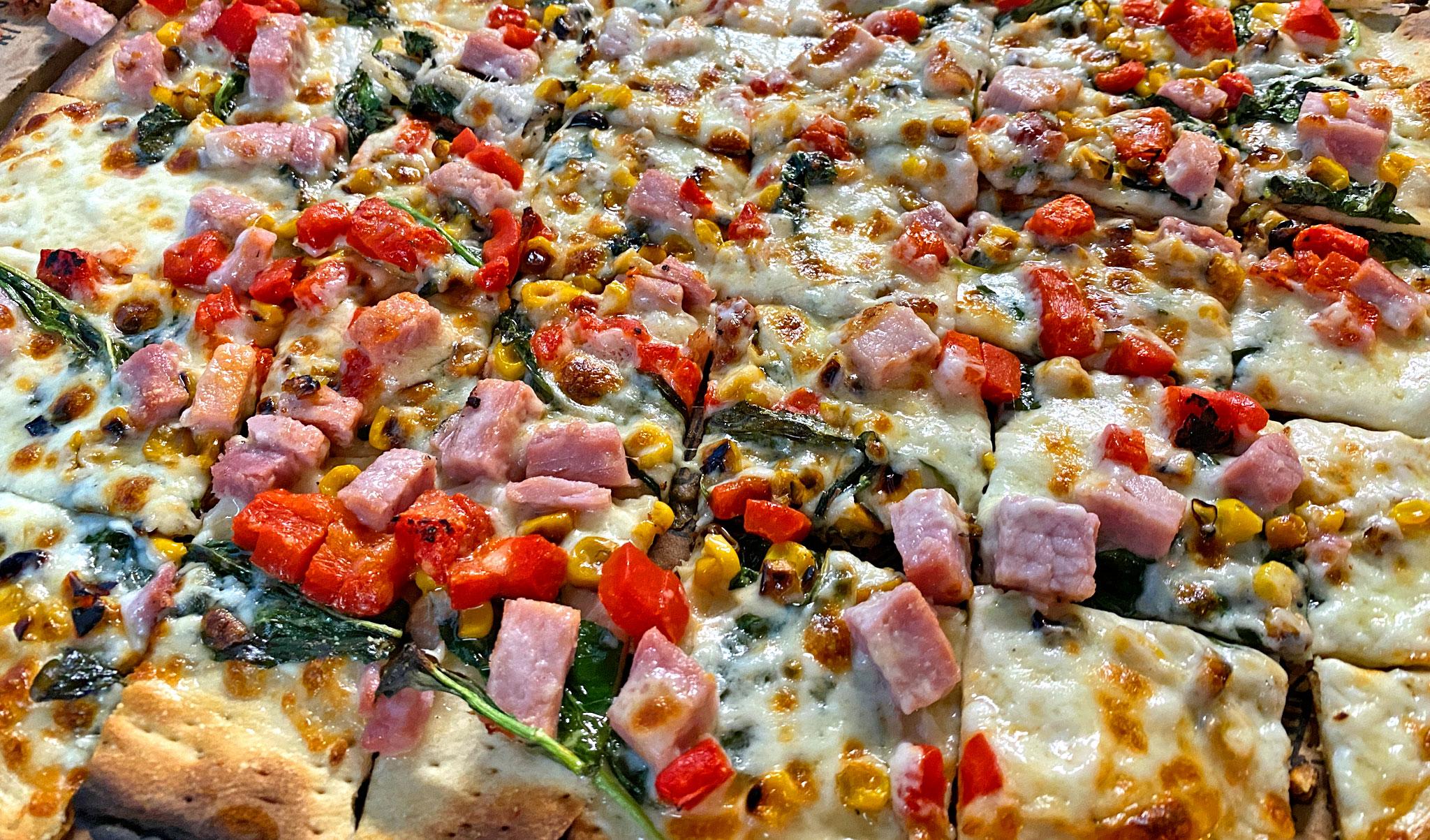 Cornholio Ohio Pizza
