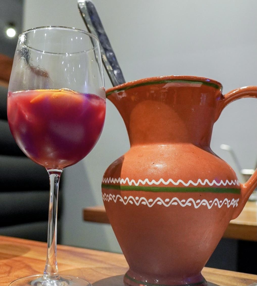 Fado Portuguese Cuisine Red Sangria