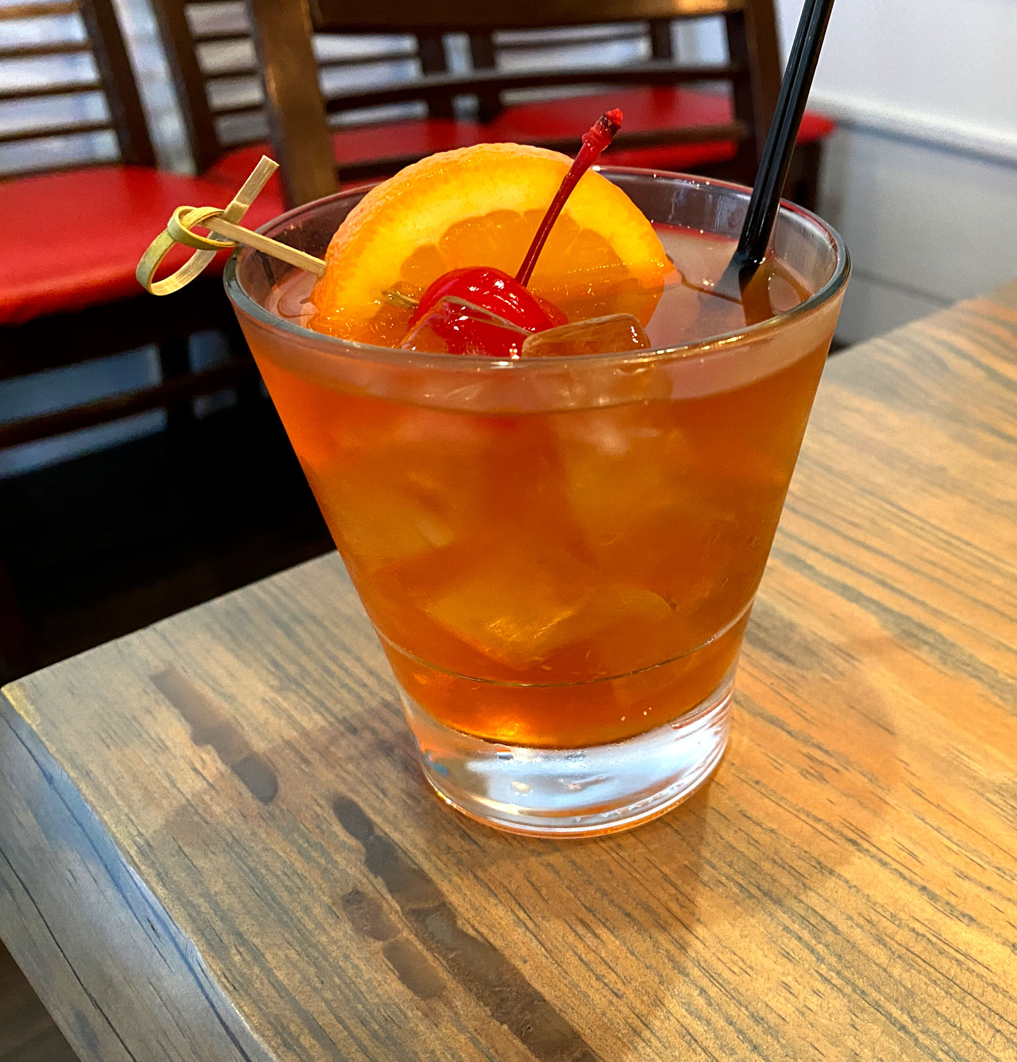 Historic Old Fashioned