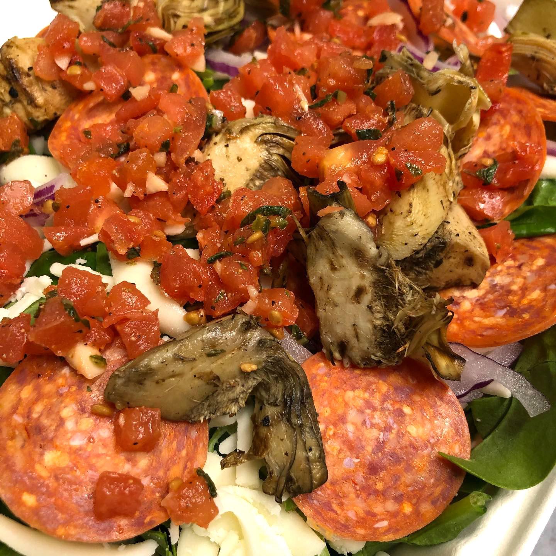 Italian Goods Salad
