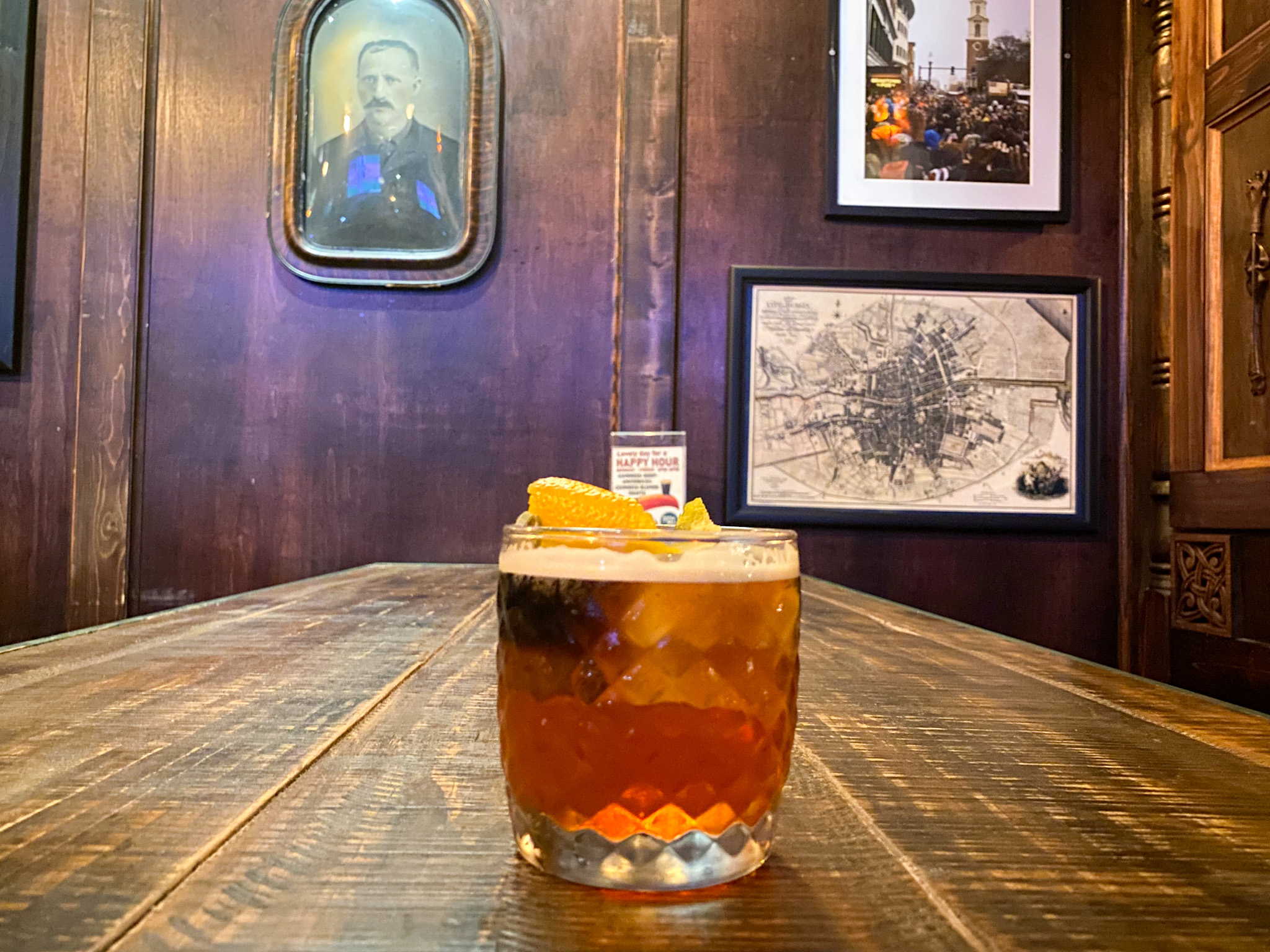 Mary Margaret's Old Fashioned O'Boland