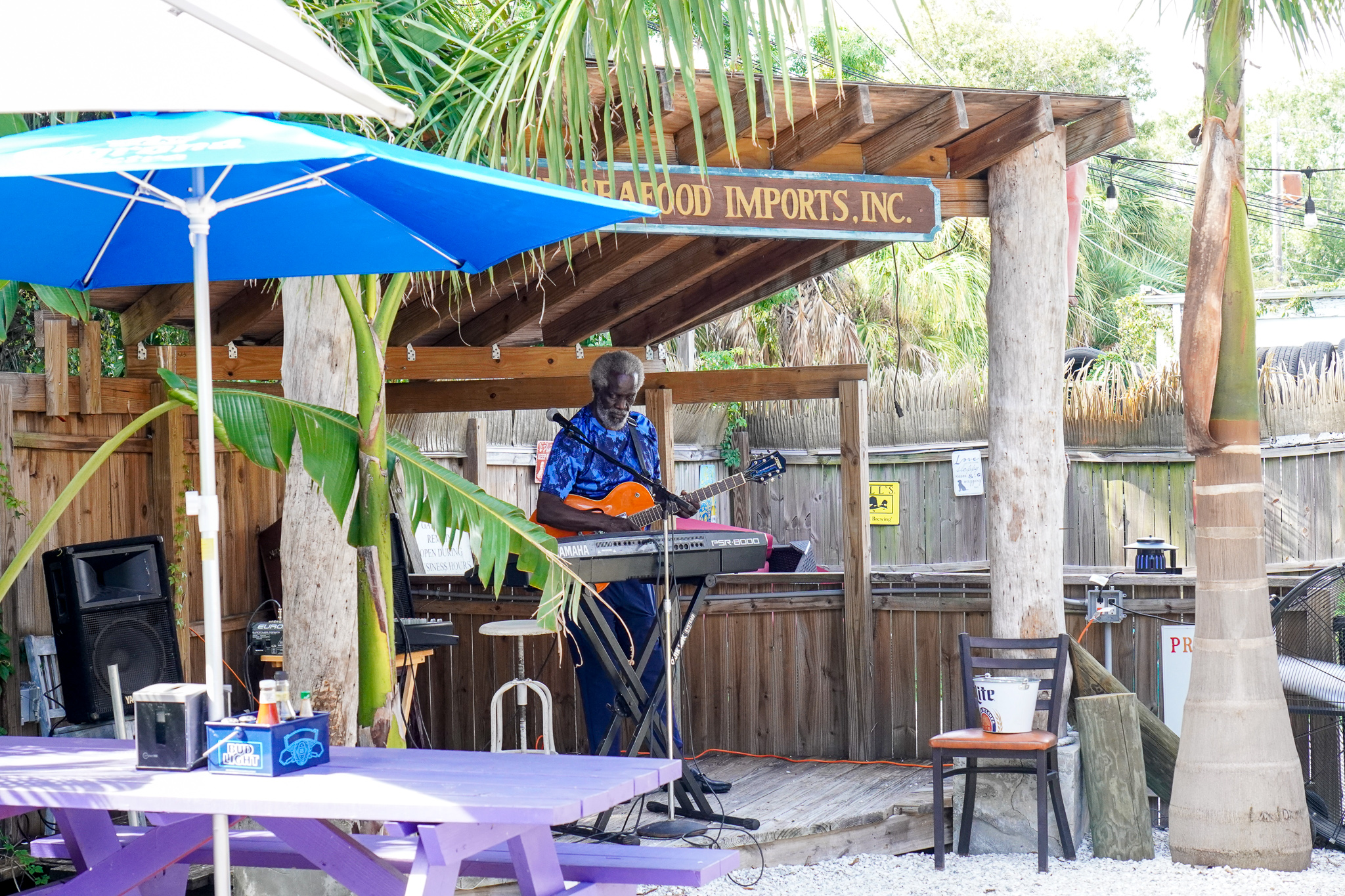 Mullet's Weekend Live Music