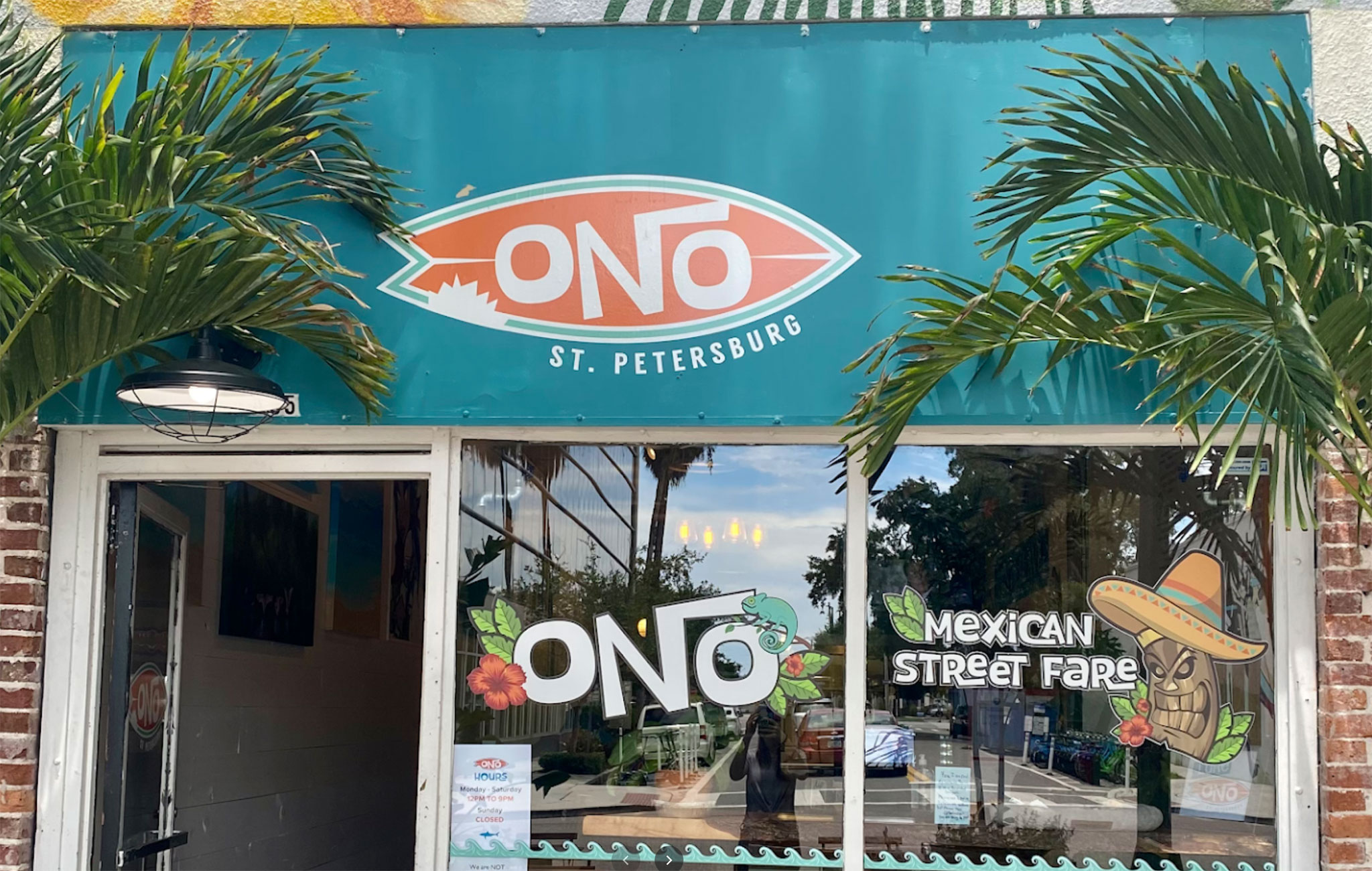 The Lure Ono 685 Central Ave Downtown St. Pete