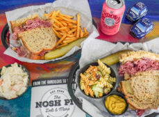 Nosh on New York Classics at this Jewish Inspired Deli, The Nosh Pit in St. Pete