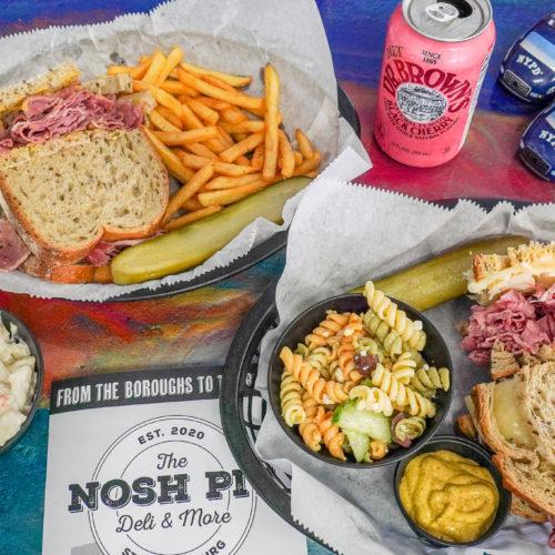 The Nosh Pit Sandwiches