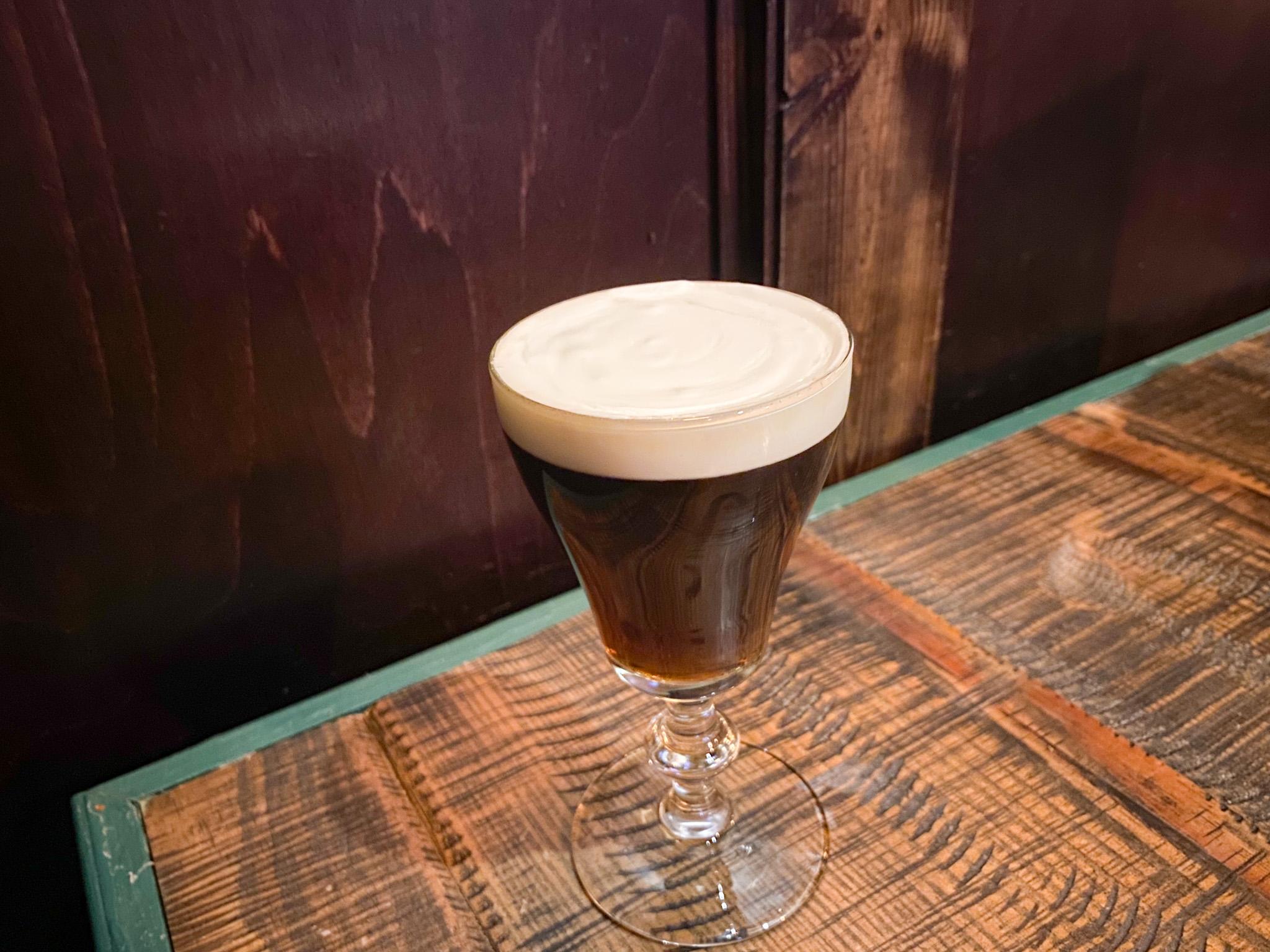 The Proper Irish Coffee