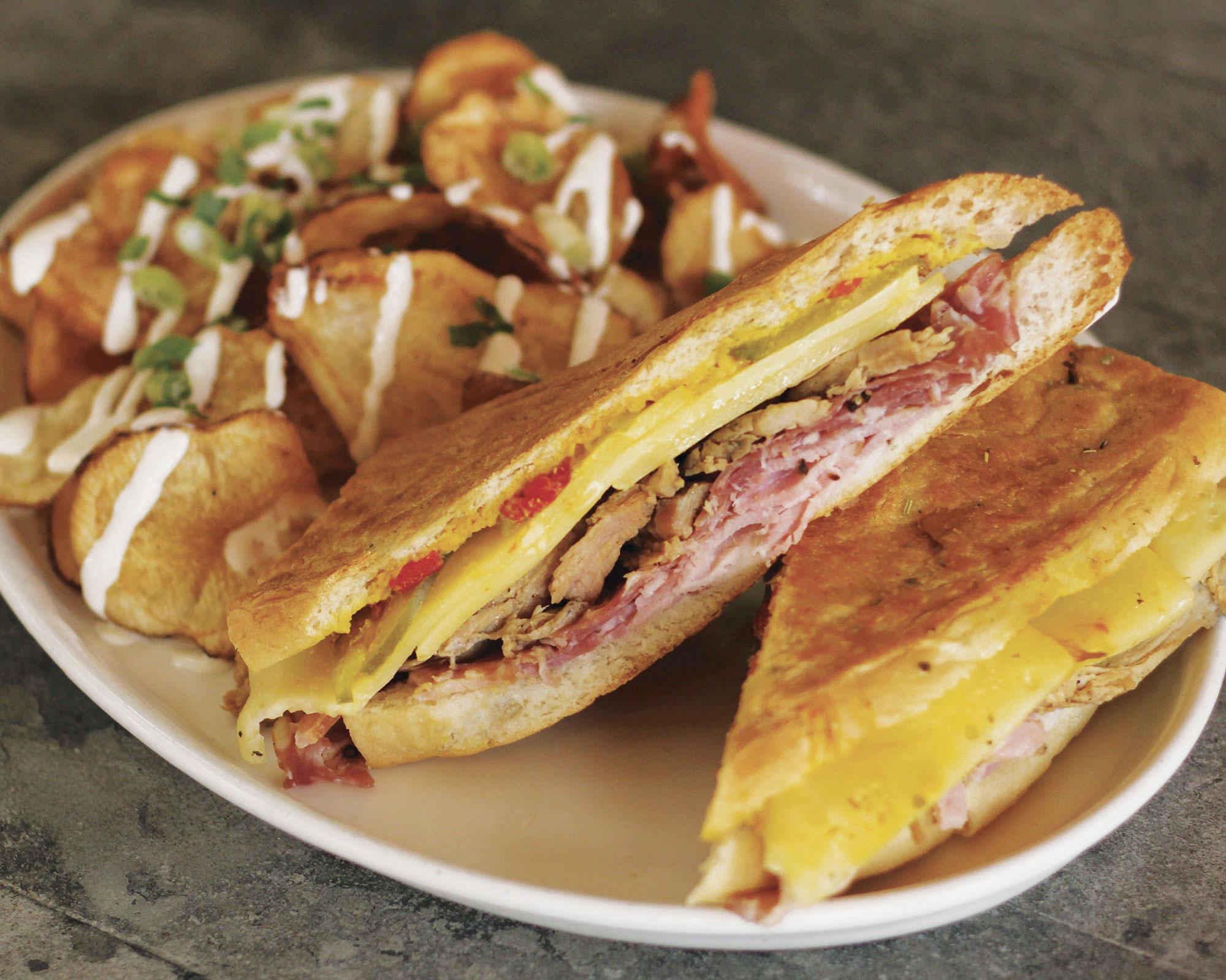 Datz Award Winning Cuban Sandwich