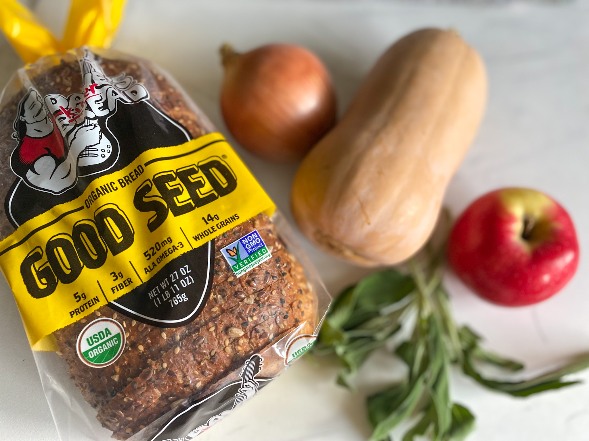 Dave's Killer Good Seed Bread